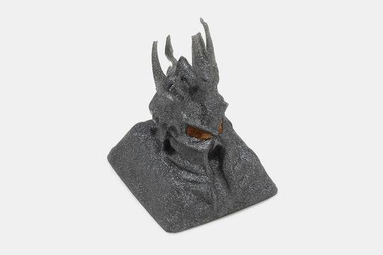 The Eye Key Helm of Domination Artisan Keycap