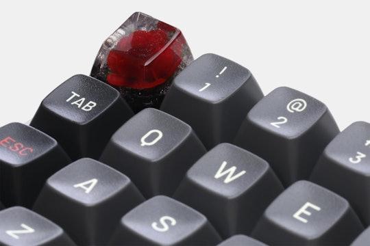 The Eye Key Rose Revolution V3 Artisan Keycap