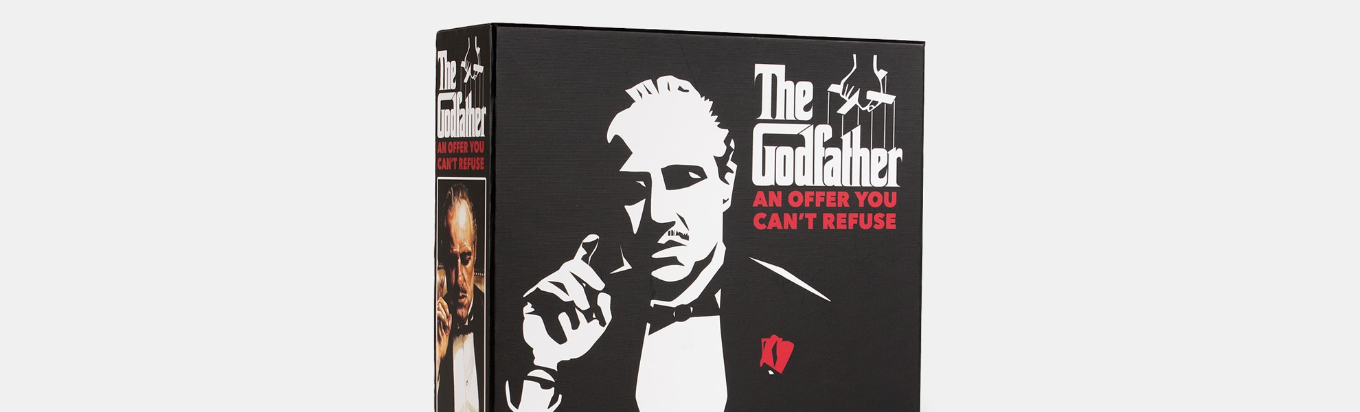 The Godfather Board Game Bundle