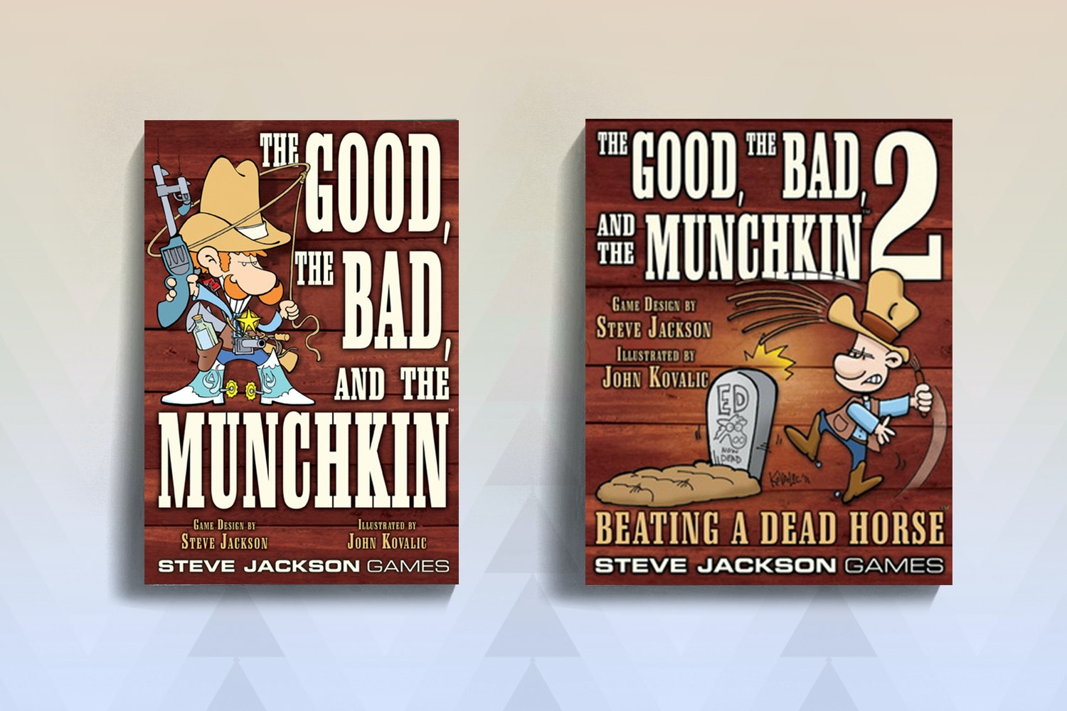 The Good, The Bad, and The Munchkin Bundle