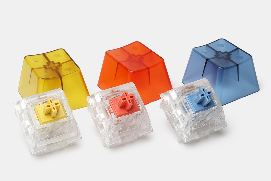 The Kailh BIG Switch by NovelKeys