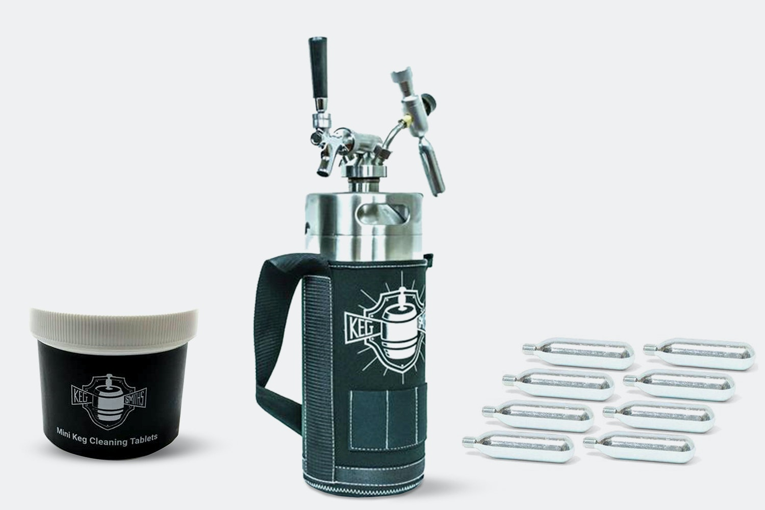 Deluxe kit for (+ $15)