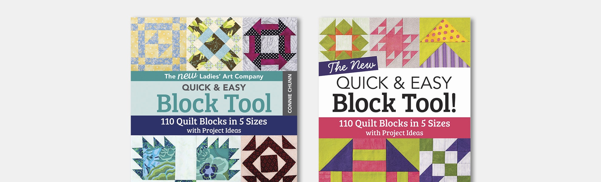 Quick & Easy Block Tool Book Bundle