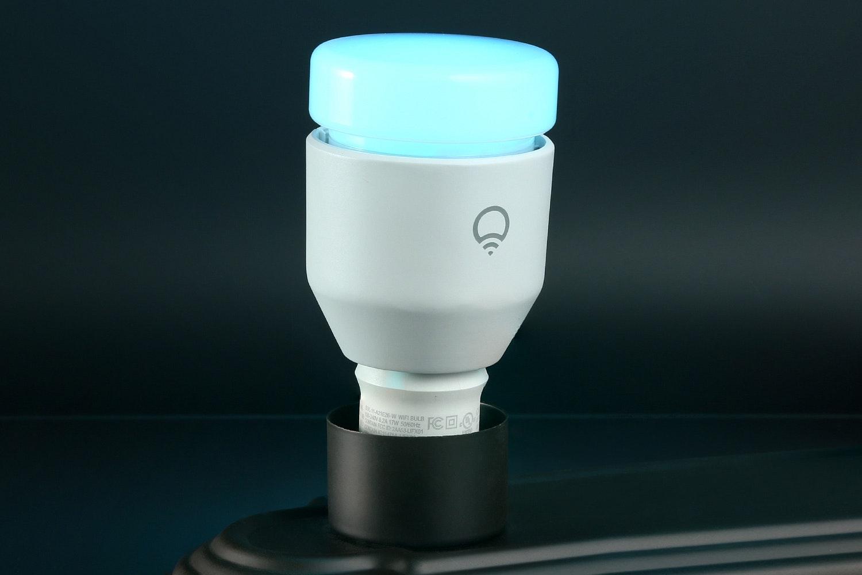 The Original Color Wi-Fi LED Smart Bulb by LIFX