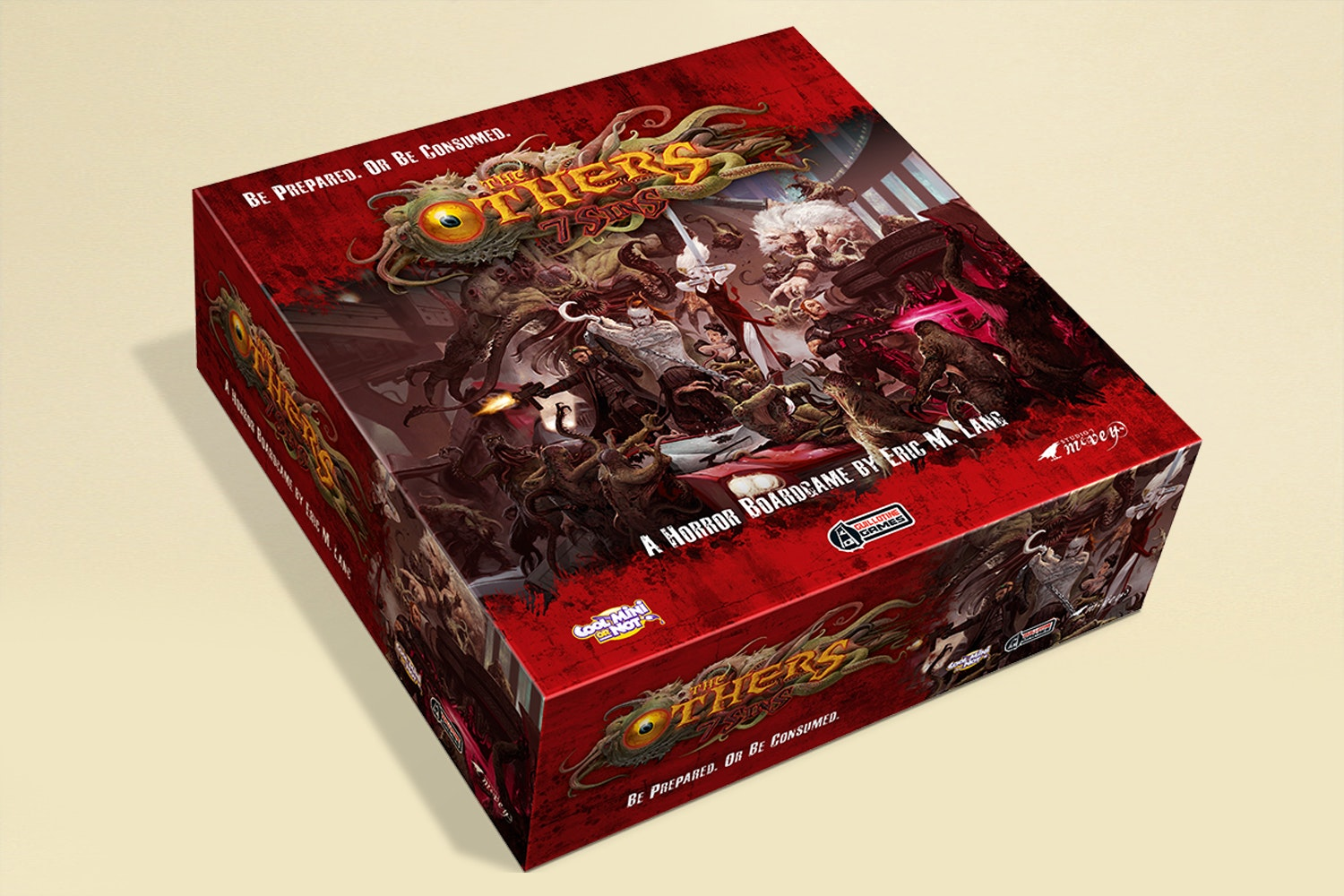 The Others: 7 Sins Base Game & Expansions Pre-Order