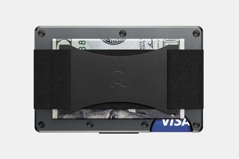 Aluminum - Gunmetal - Cash Strap