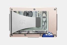 Aluminum - Rose Gold - Money Clip