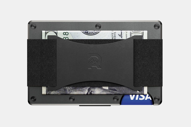Titanium - Gunmetal - Cash Strap (+ $40)