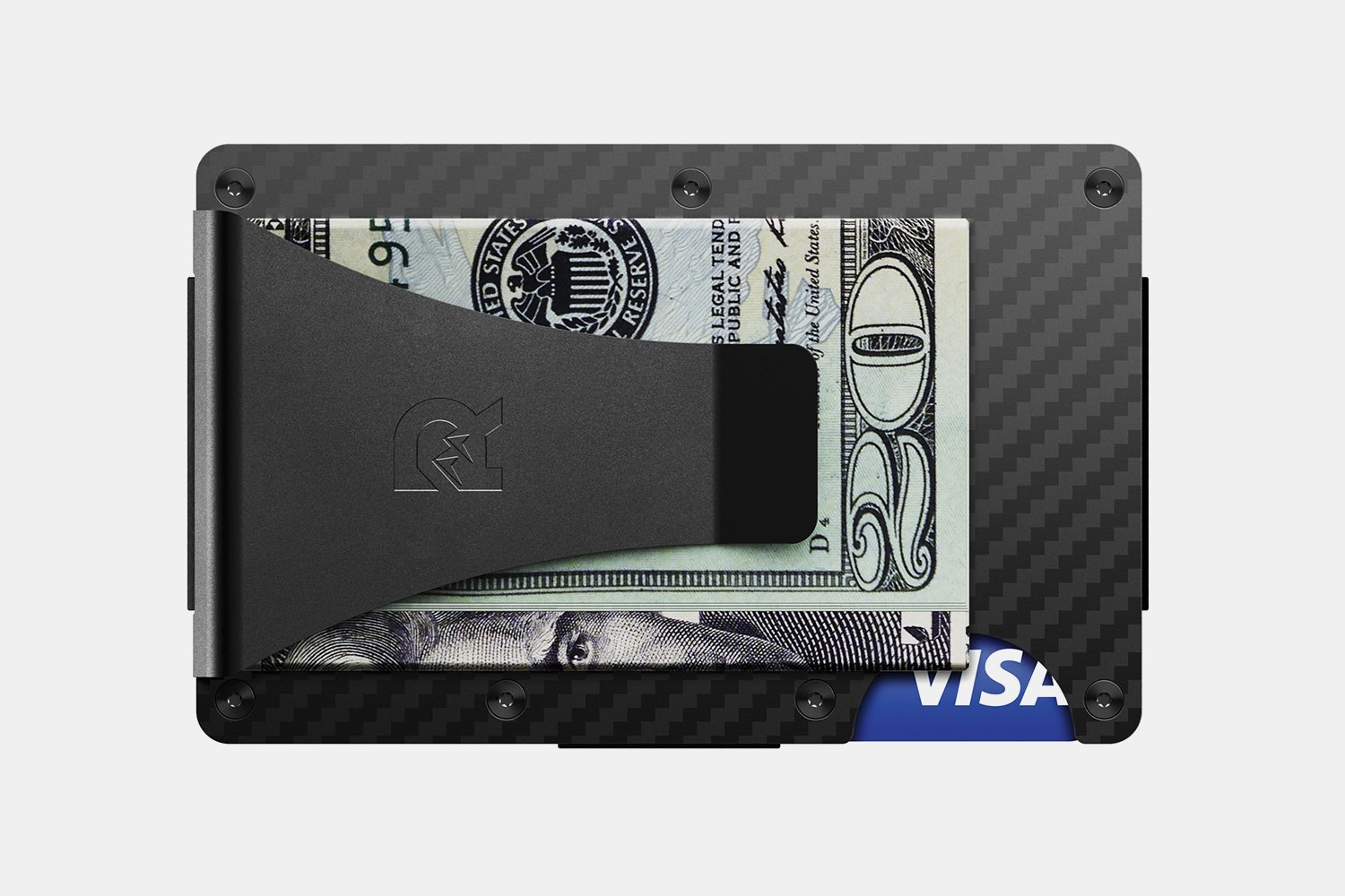 Carbon Fiber - Money Clip (+ $45)