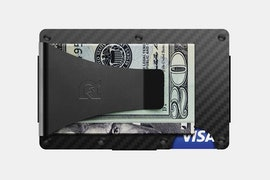 Carbon Fiber - Money Clip (+$45)