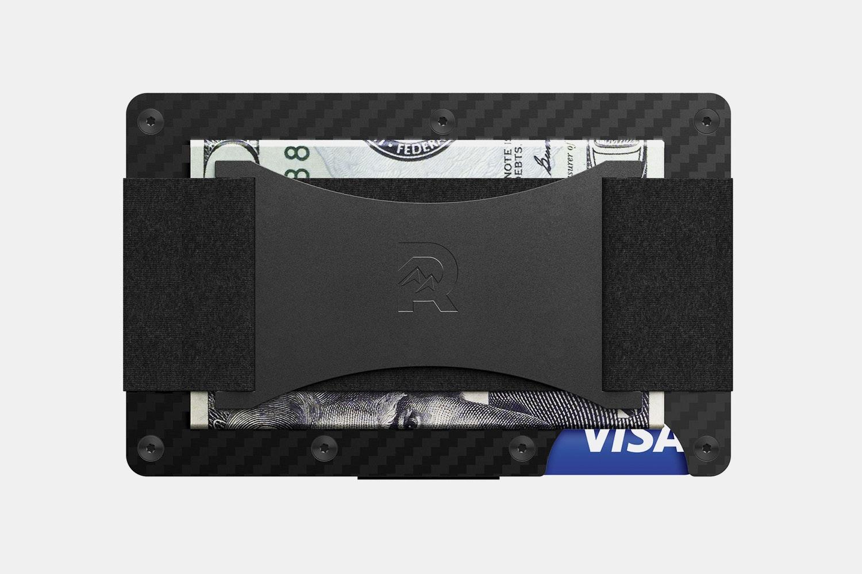 Carbon Fiber - Cash Strap  (+$45)