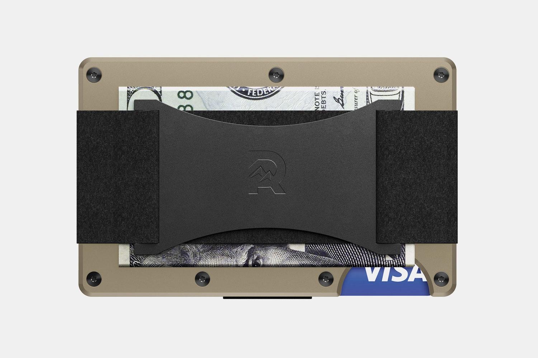 Aluminum - Desert Tan - Cash Strap