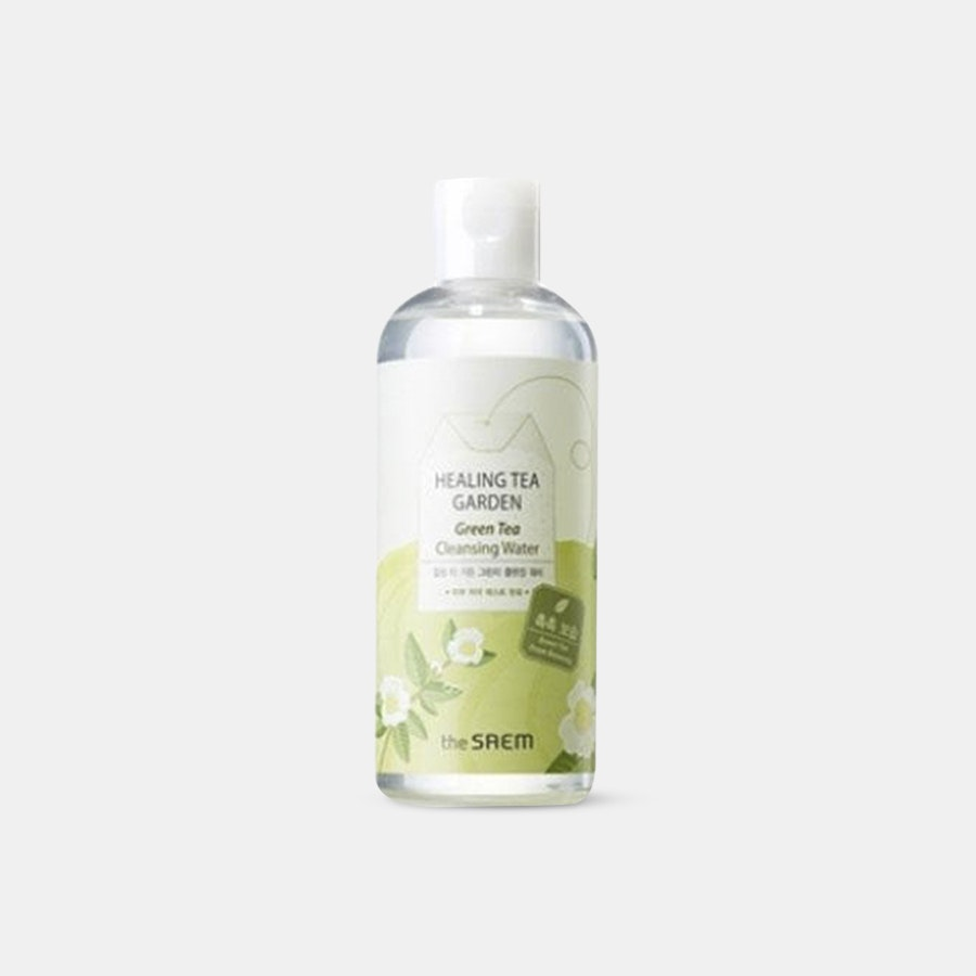 The Saem Healing Green Tea Cleansing Water