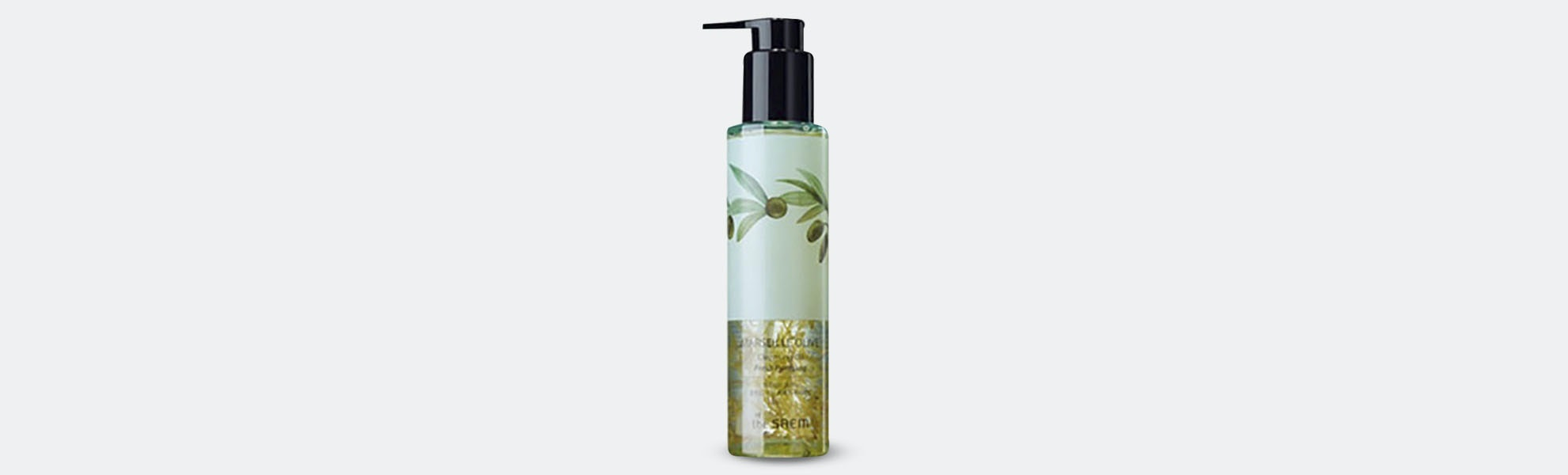 The Saem Marseille Olive Cleansing Oil