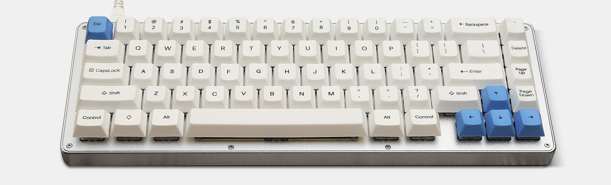 The WhiteFox Keyboard – Anniversary Giveaway