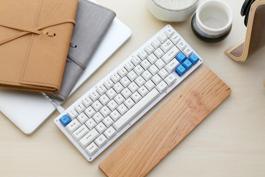 The WhiteFox Keyboard