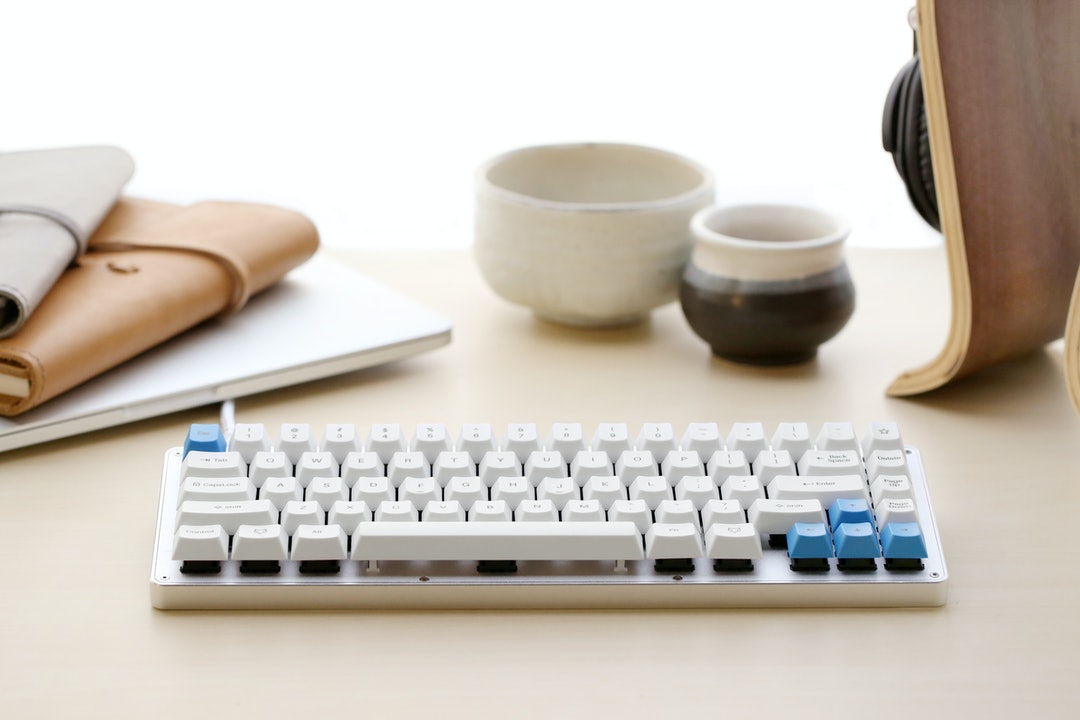 The WhiteFox Keyboard –Anniversary Giveaway