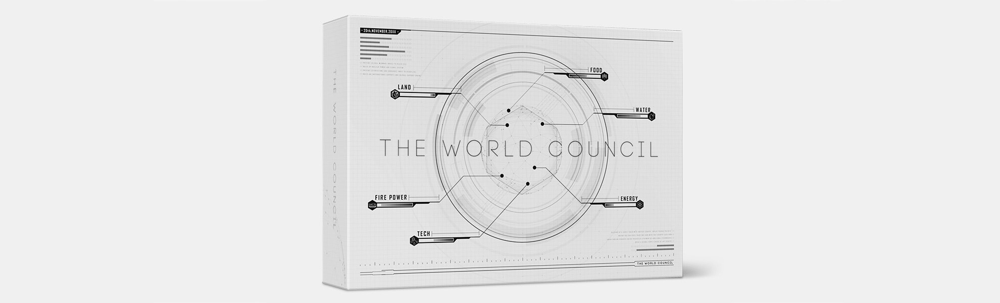 The World Council - Dictator Edition