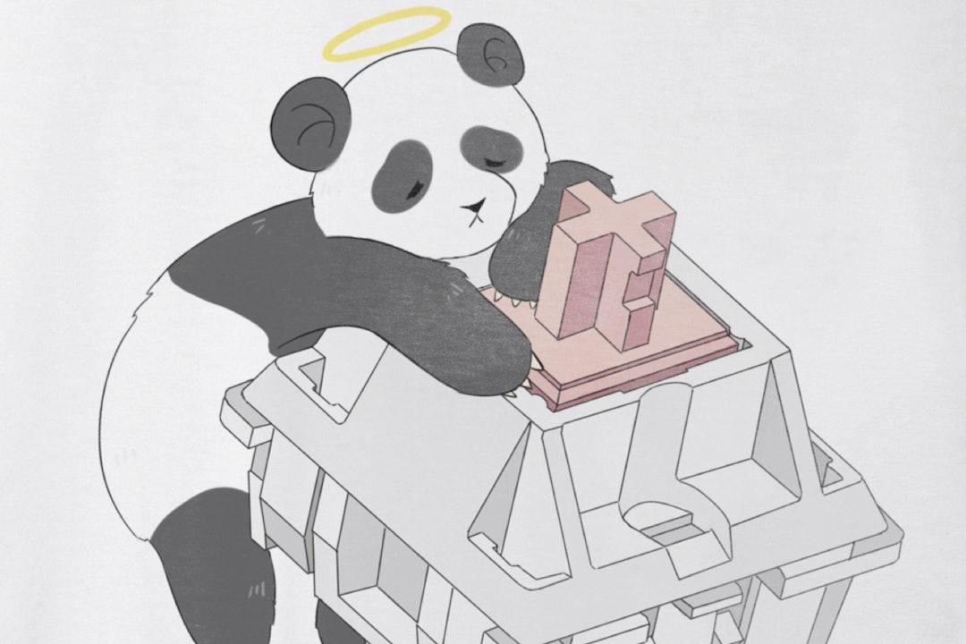 TheKey.Company Holy Panda T-Shirt/Hoodie
