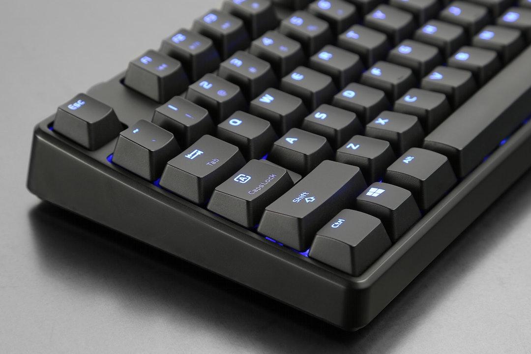 Thermaltake Poseidon Z Touch Mechanical Keyboard