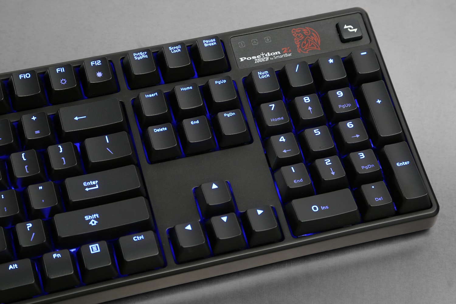 Thermaltake Poseidon Z Touch Mechanical Keyboard