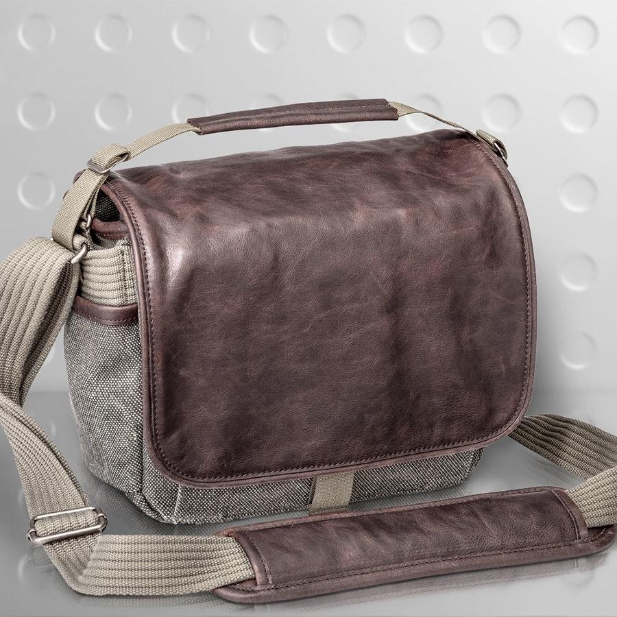 Think Tank Retrospective 5 Leather Shoulder Bag