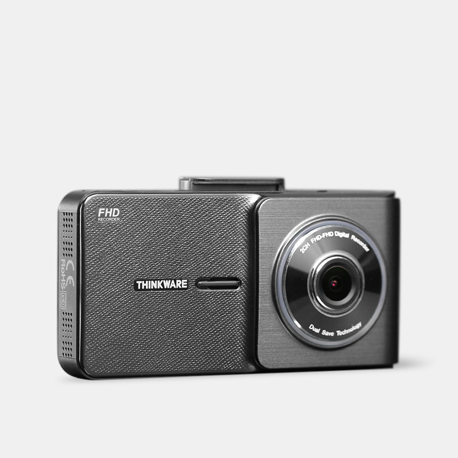 Thinkware X550 Dash Camera w/ Rear Camera