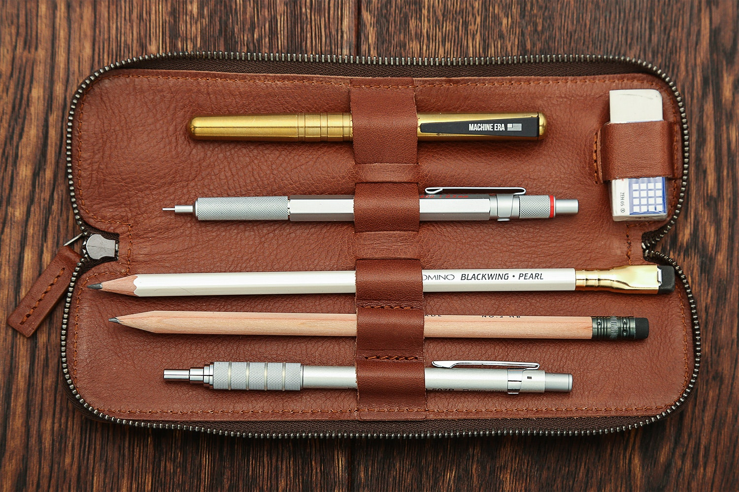 This is Ground Pen & Pencil Case
