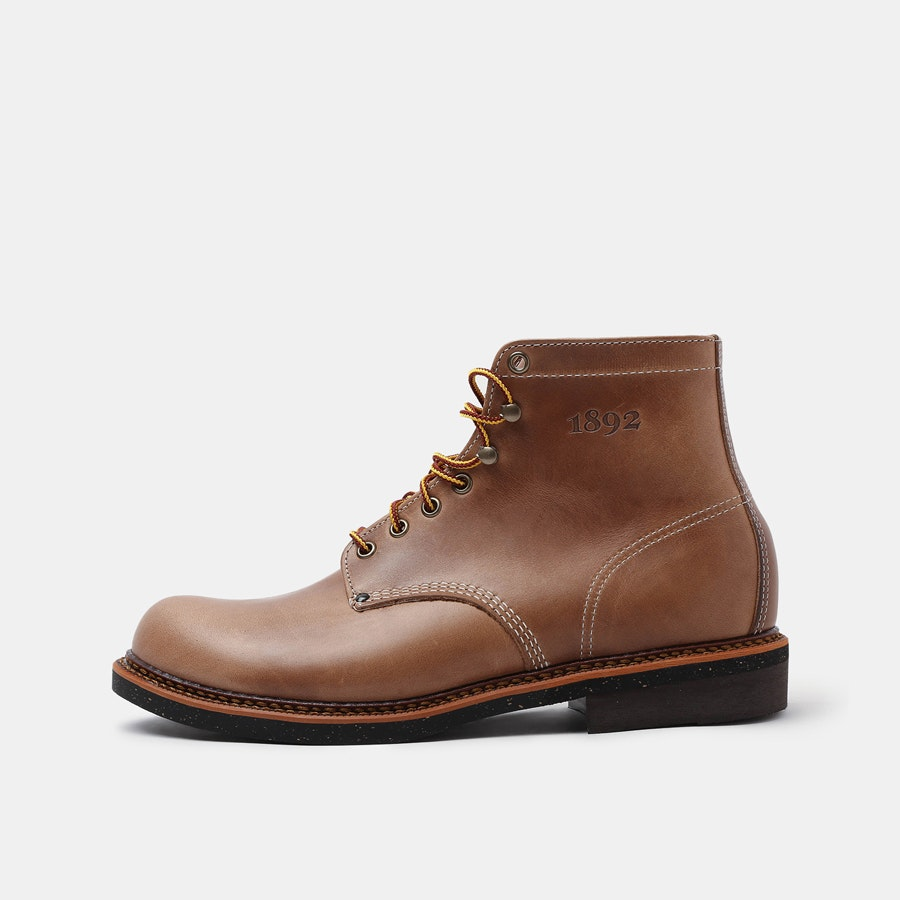 Thorogood 1892 Natural Chromexcel Boots