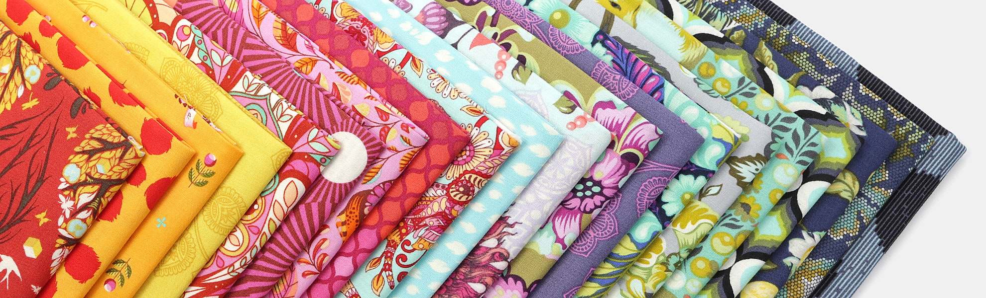 Throwback 2nd Ed Fat Quarter Bundle by Tula Pink