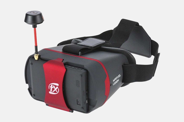 XT Marvel Vision 5.8GHz FPV goggles (+ $99)