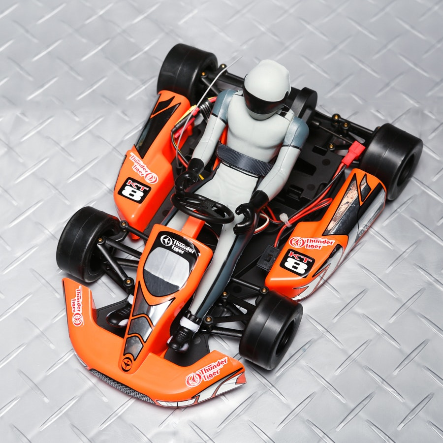 Thunder Tiger Brushless Go-Kart RTR