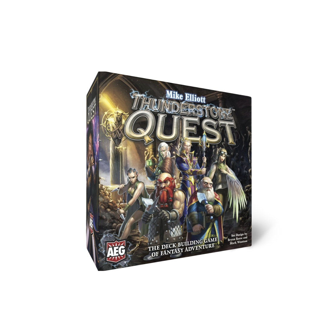 Thunderstone Quest Board Game