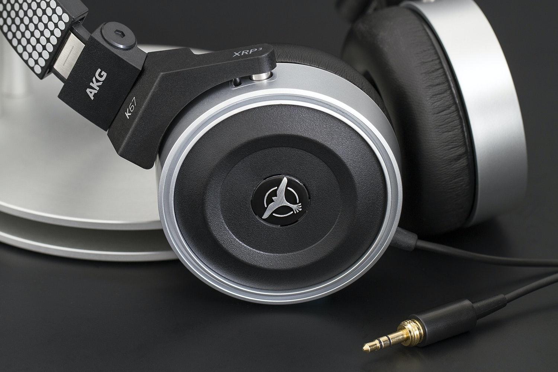 AKG K67 Tiesto Headphones