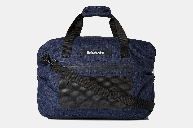 Duffel Bag – Black Iris
