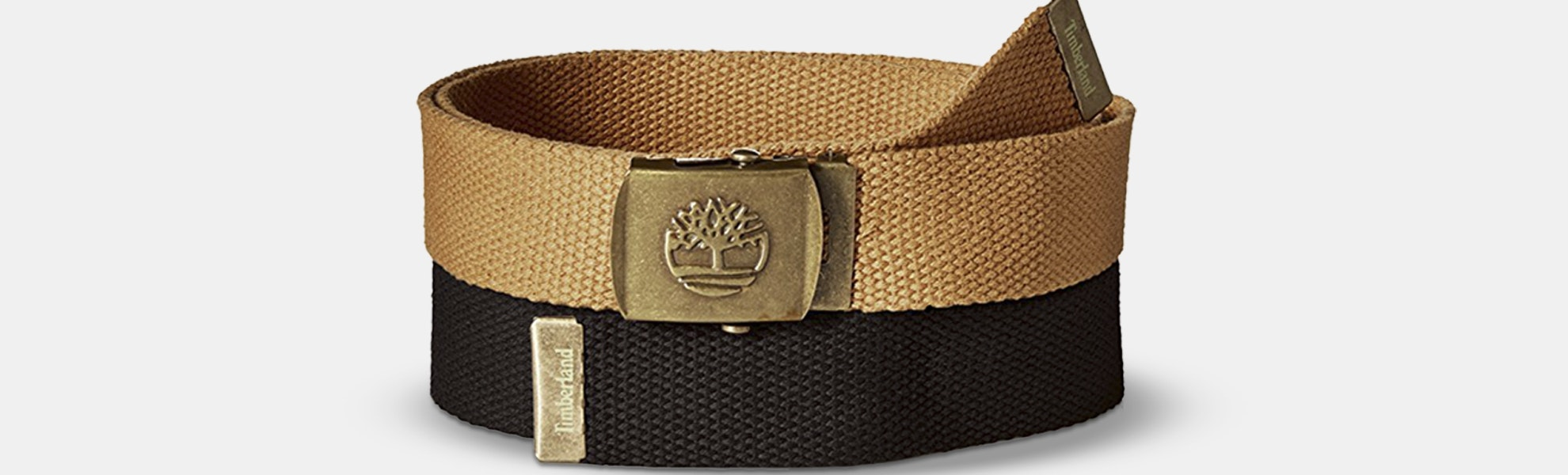 Timberland Belts 2-Pack