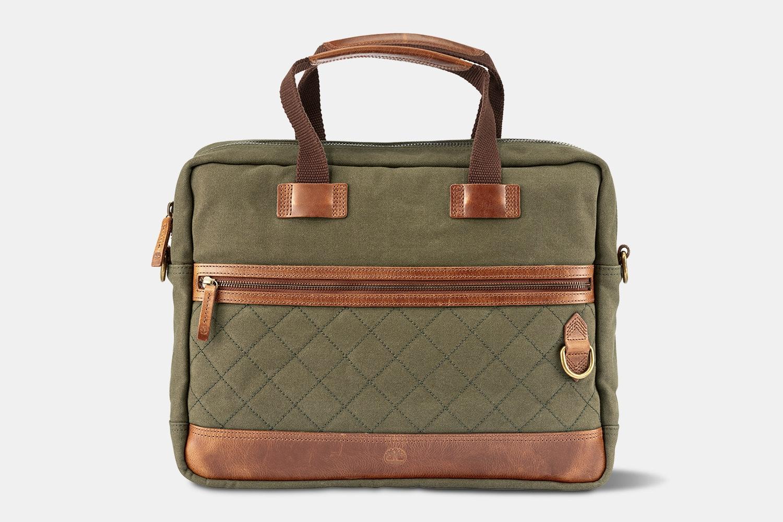 Timberland Nantasket Briefcase (+ $15)