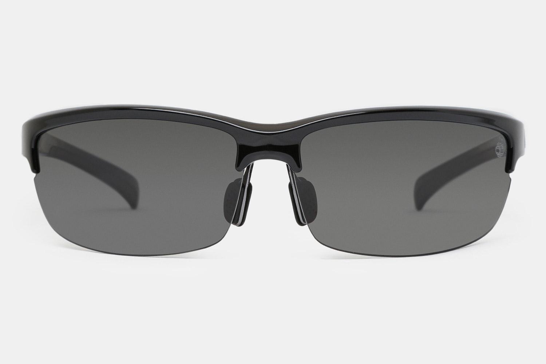 Shiny Black – Grey Polarized