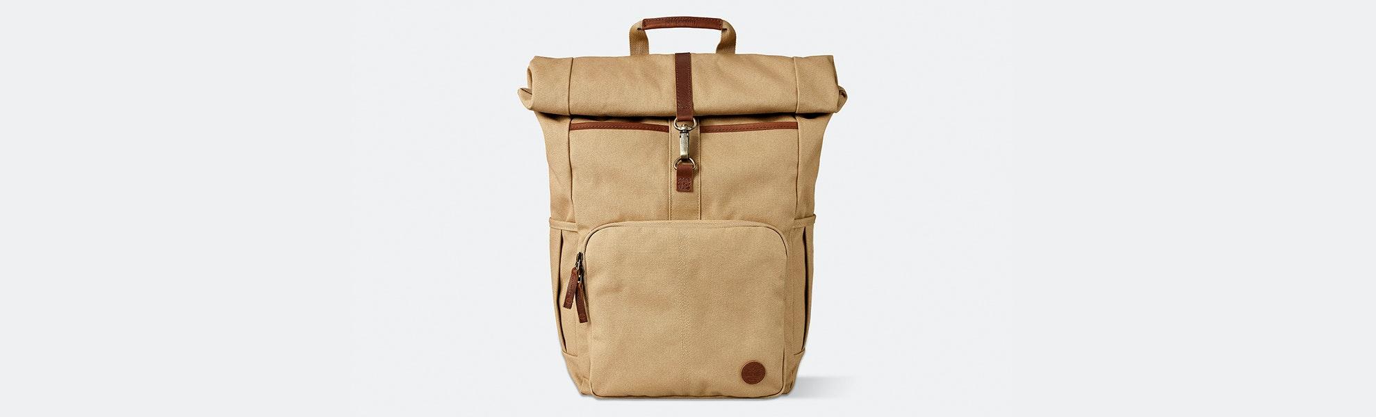 Timberland Walnut Hill Roll-Top Backpacks