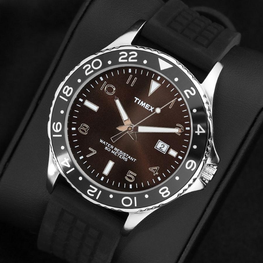 Timex Eagle Drive Quartz Watch