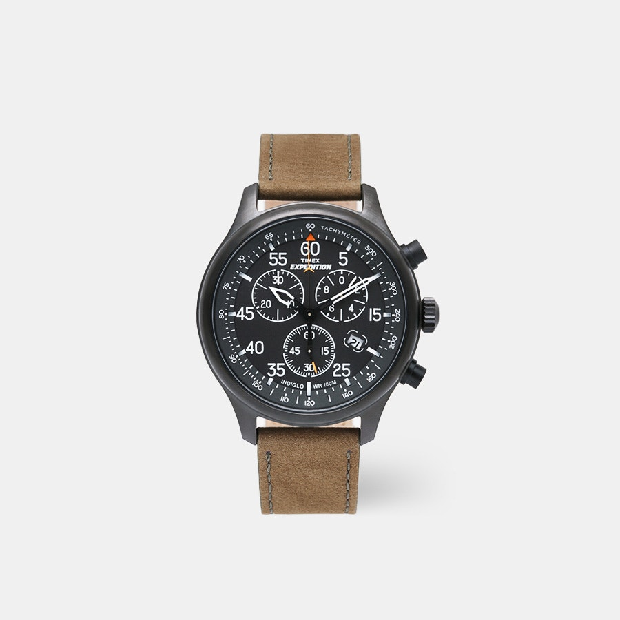 Timex Expedition Field Chronograph Quartz Watch