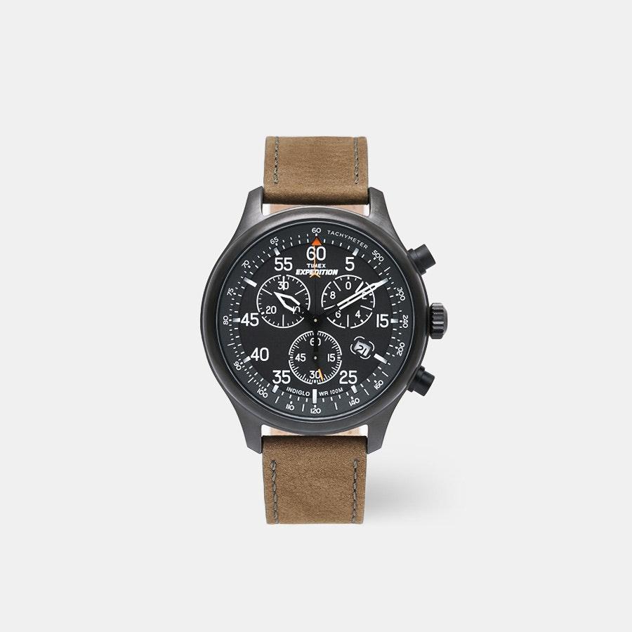 Timex Expedition Field Chronograph Quartz Watch
