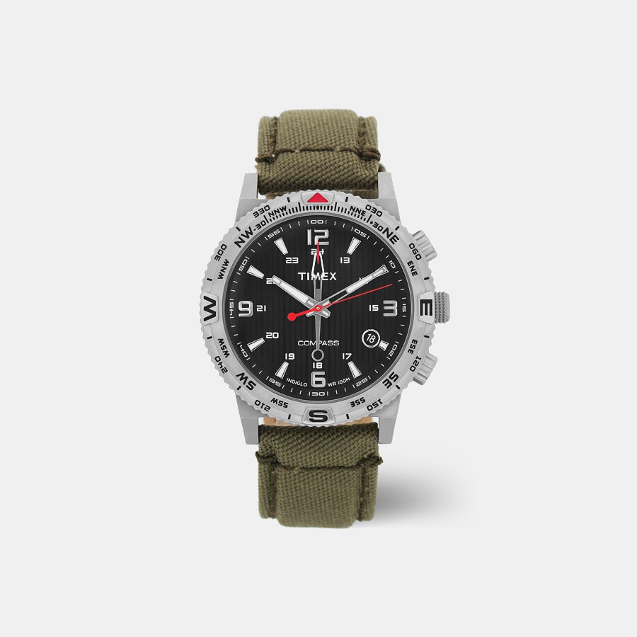 Timex Intelligent Quartz Watch