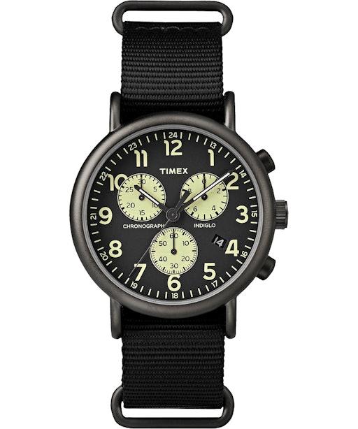 4597c4bb8 Timex Weekender Chrono Quartz Watch | Price & Reviews | Drop ...