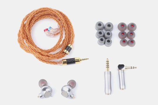 Tin HiFi P2 Planar Magnetic IEM