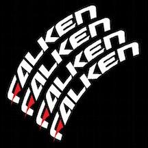 Falken (w/Red stripe)