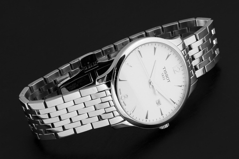 Tissot Tradition Quartz Watch