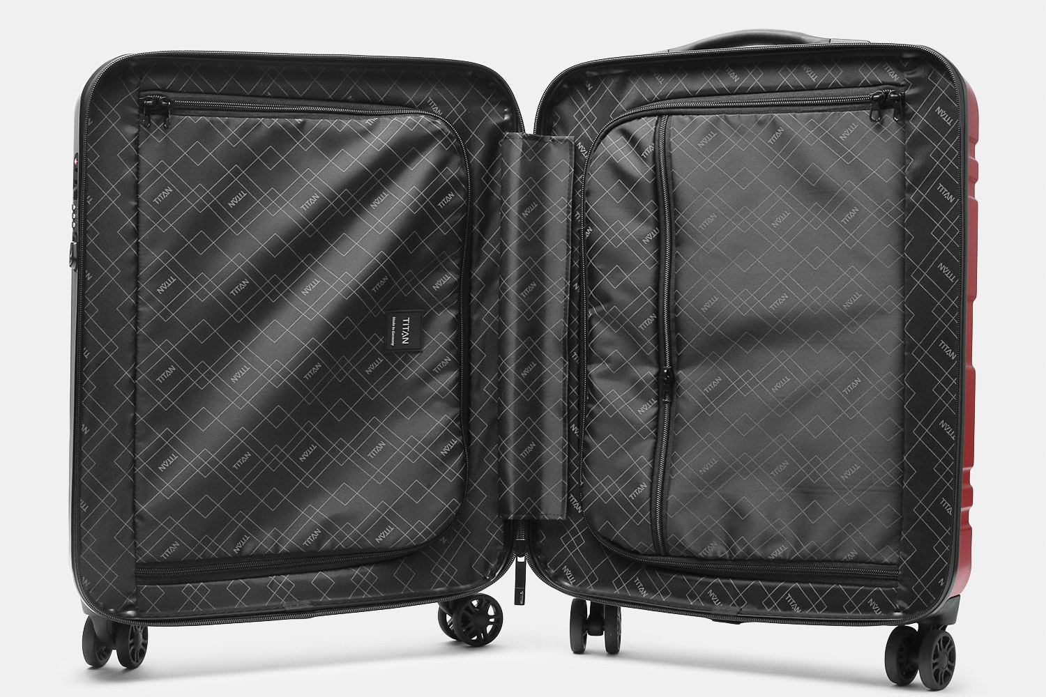 Titan Prior Hardside Luggage