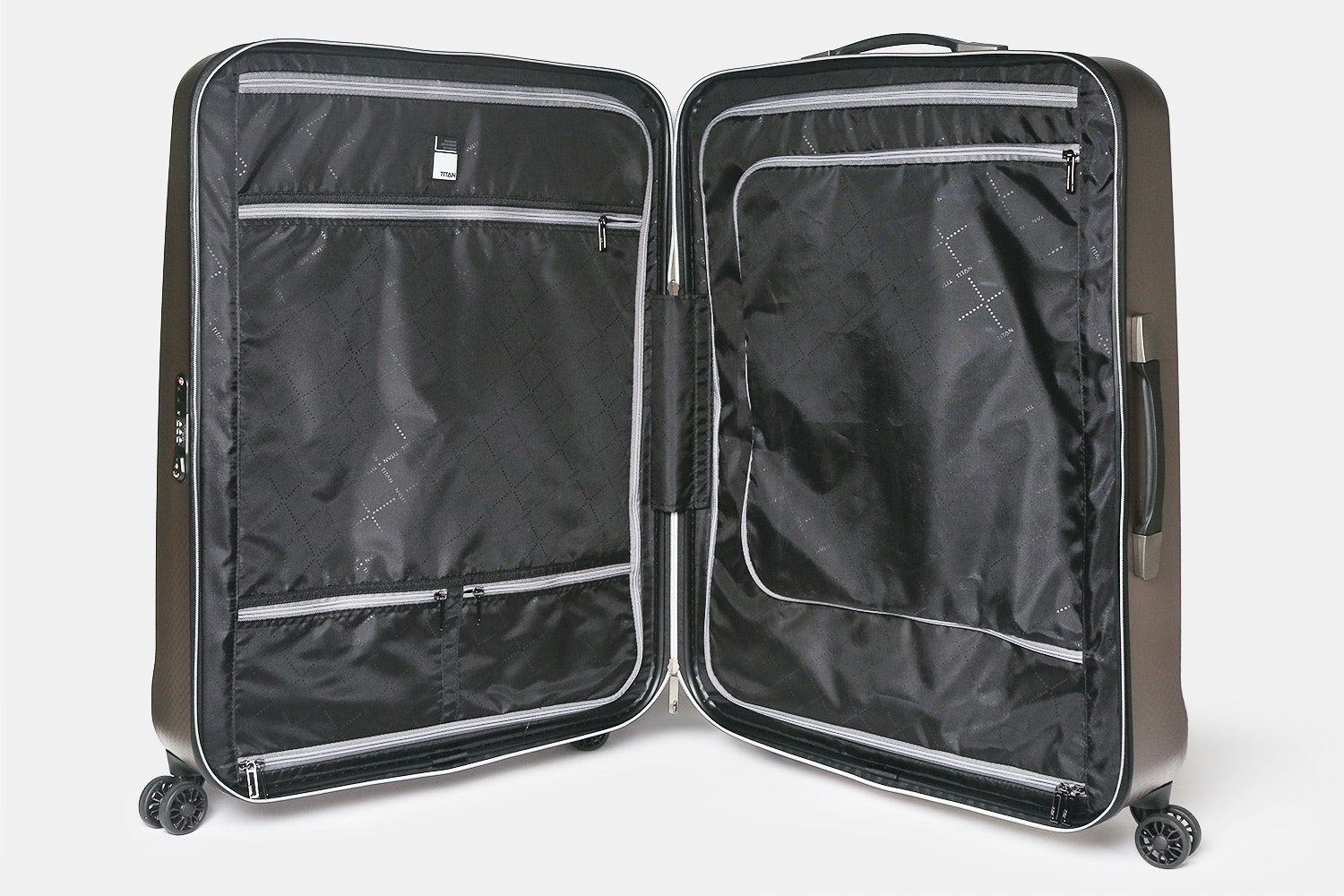 Titan Xenon Hardside Luggage