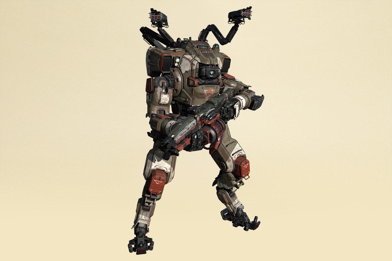 """Titanfall 2: Deluxe Figure 10"""" BT-7274 (Preorder)"""